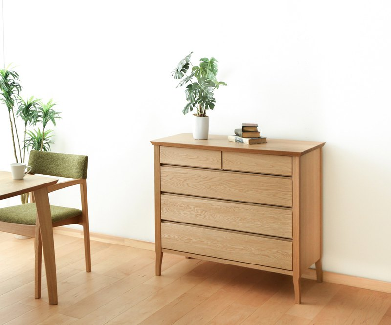 Asahikawa Furniture Interior North Takumi Studio TULAN Chest 97