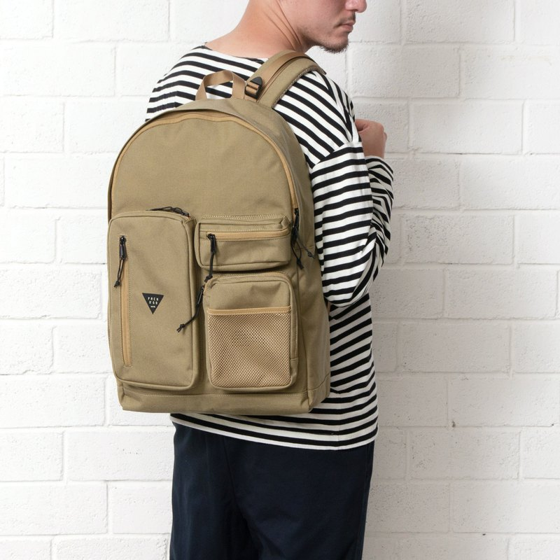 【Pack n' Go】Multi-pocket Travel Daypack (BA198)