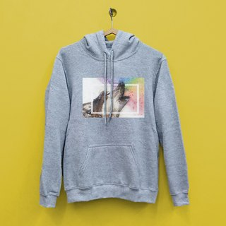 Wolf American GILDAN cotton soft hooded T-shirt