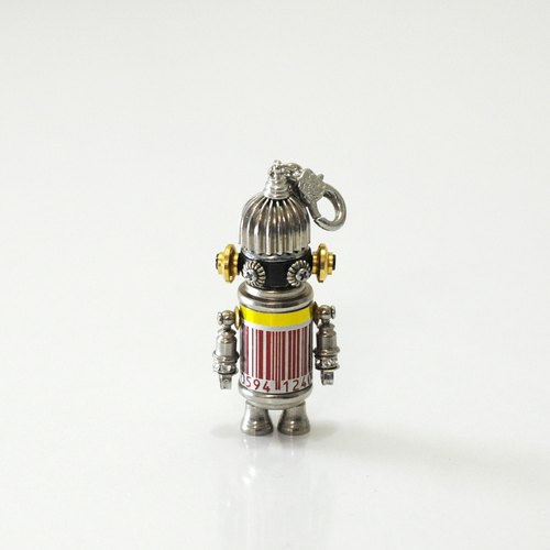 Millet Q20 Robot Necklace. Jewelry