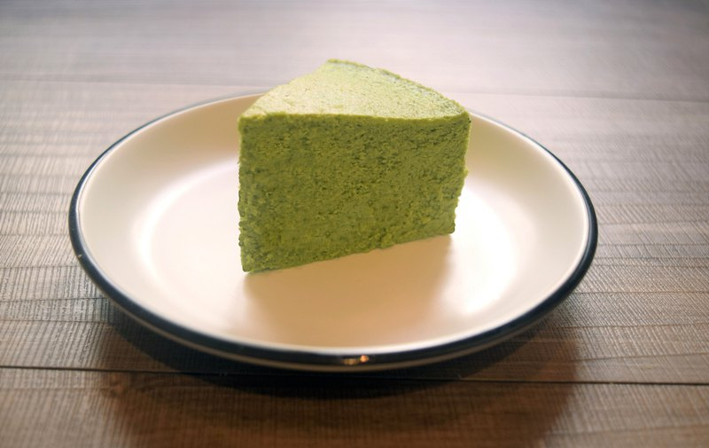 [Cheese & Chocolate.] Koyama Matcha Souffle Cake (Light Cheese) / 6 ""