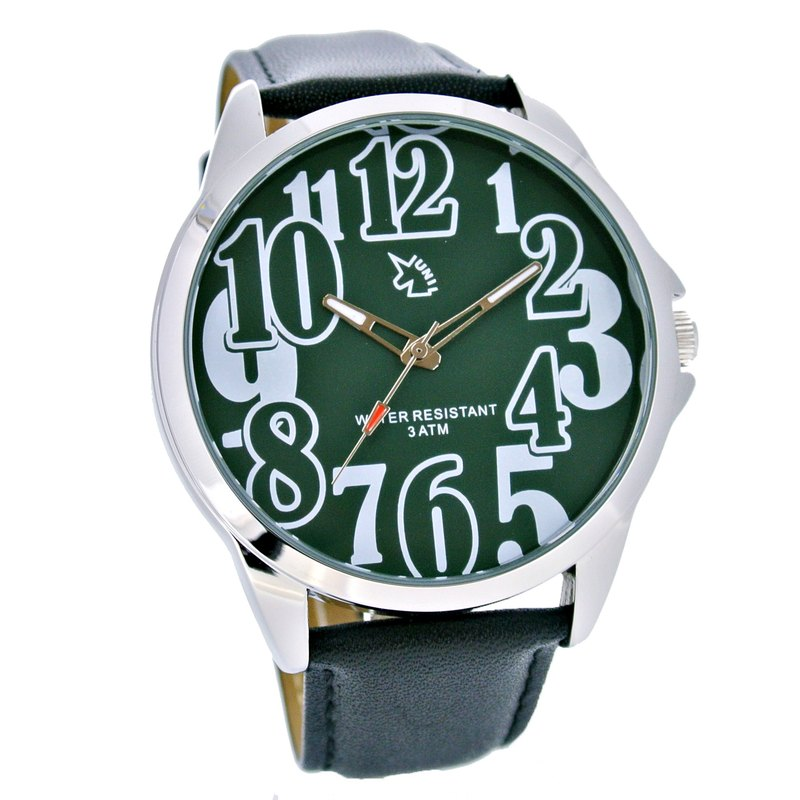 UNI simple watch large digital watch