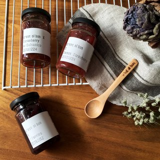 Hand made jam | Strawberry control bulimia Yun Yun group