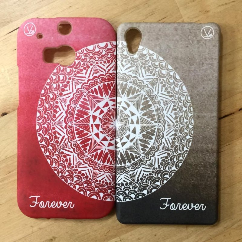 Color / Text customization - Zen about wind Phone Case