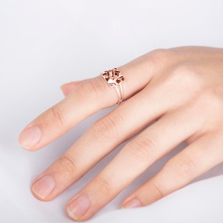 Square Cloth Ring | Clothy Series