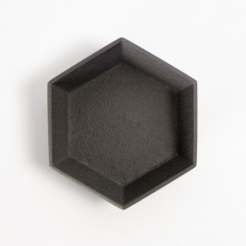 Mexican Yue Series - hexagonal small cap (attached ring cone)