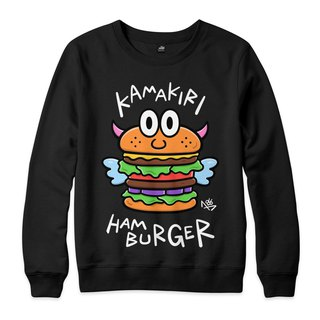 HAMBURGER - Black - Neutral University T