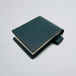 Leather Notebook (16 colors / engraving service)