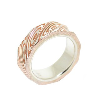 Mumujin - Love Ripple Ring