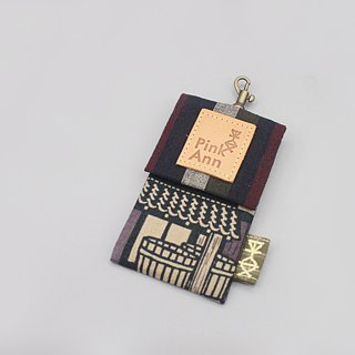 Peace classic card package - Japanese pickled shop. Business card package, leisure card package directly through the card
