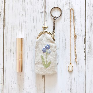 Order Production frame purse S forgetmenot