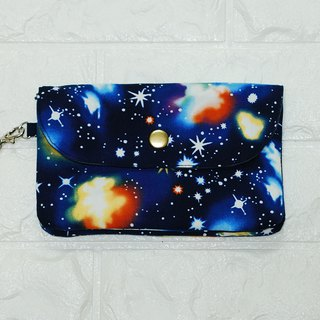 Play cloth hand made. Star Wallet Coin Purse Clutch