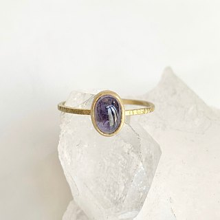 No. 11 Iolite Ring