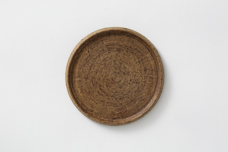 Blessed shared small dish | Shi Yongyue | Annual rings