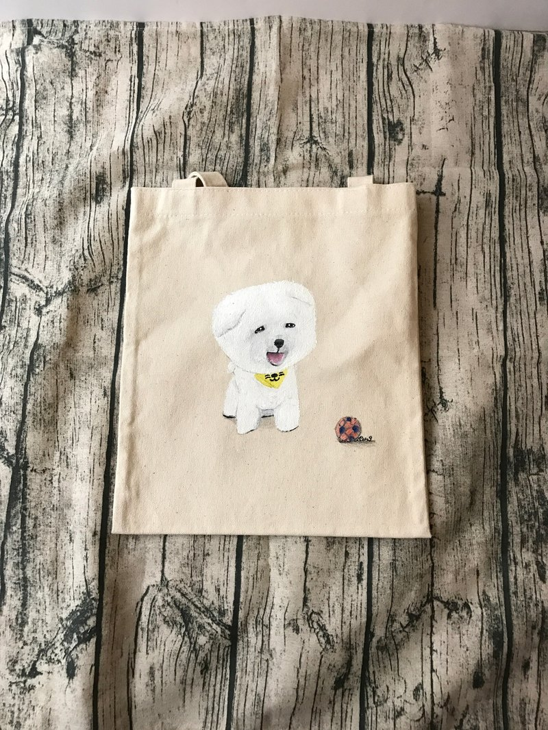|Hand painted hair kids | shoulder bag