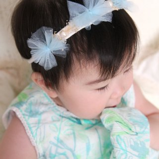 Baby headband baby headband baby headdress baby headband Baby Headband Newborn Headband headdress Mirage gift Mitel headdress Hundred Days feast headdress week old birthday gift birth photography photography props baby photography props