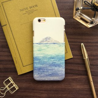 Island(sunny)-phone case iphone samsung sony htc zenfone oppo LG