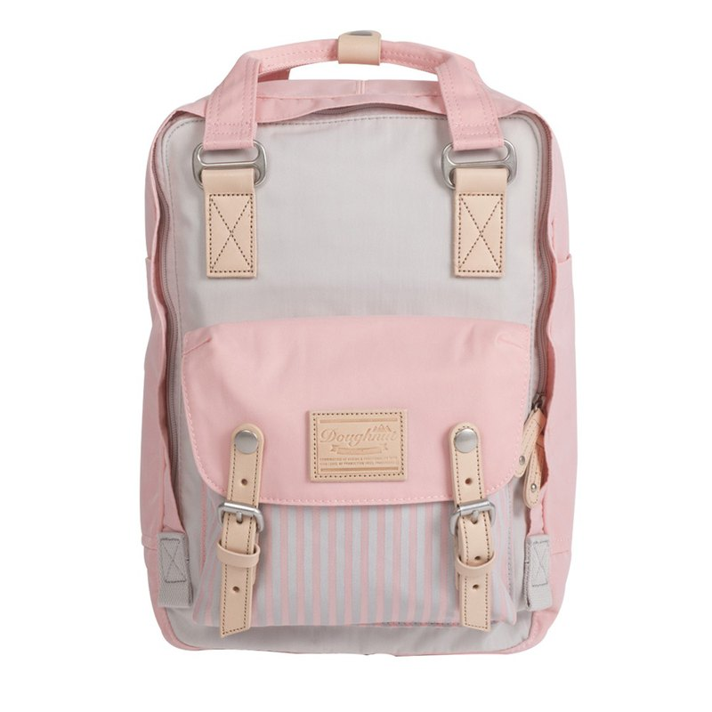 Doughnut Waterproof Macarons Backpack - Rock Ash
