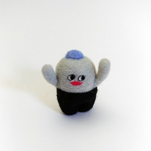 """Thick lip Jun"": blanket doll friends jewelry home companion"