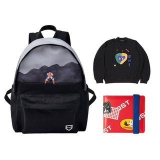 LUCKY BAG-YIZISTORE Christmas Special Blessing Bag 1 - Backpack + Sweater + Coin Purse