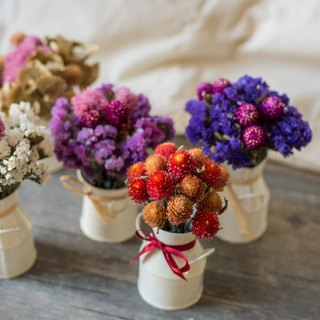 {Fleurir blossoming time} ZAKKA main designer of small garden berry / dried bouquet / hand-made dried flower ceremony / Wedding Accessories / exchange gifts