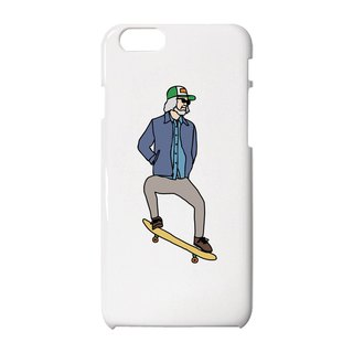 Old man #6 iPhone case