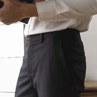 Mastard tailored trousers