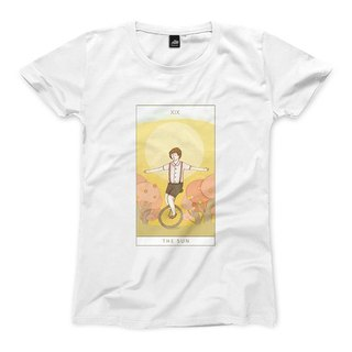 XIX | The Sun - White - Women's T-Shirt