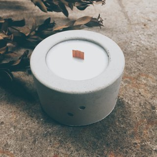 Guy X 傍傍 fragrance joint joint cooperation _ cement brick candle _ early adopter price