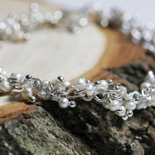 925 Sliver Bracelet - Morning Dew