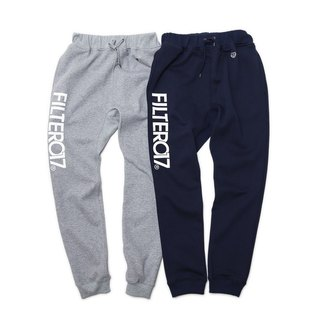 Filter017 Logo Sweatpants 棉質縮口褲