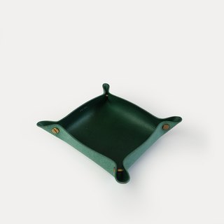 Alfred Valet Tray in Jade, Small