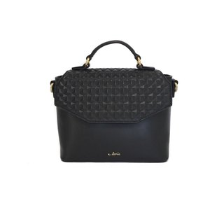 Margaux Crossbody Bag - Black