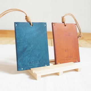 Biscuit seamless card holder Minimalism