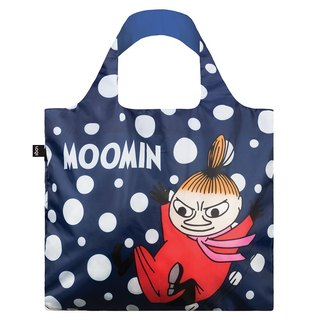 LOQI-Moomin Little Blue