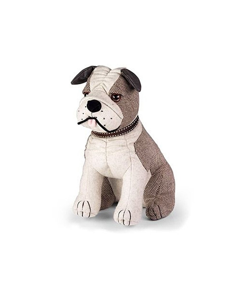 British Dora Design high quality design animal puppet shape door stop (mixed color bulldog)