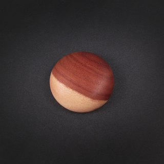 Healing Small Things - Small Universe Planet Series / Log Healing Stone / Paper Town / Red Sandalwood