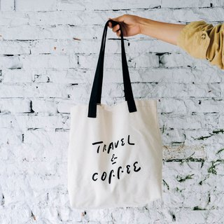 WHOSMiNG X Coffee Break TRAVEL & COFFEE Totes