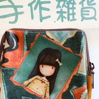 [Good day hand made] Handmade. Elf girl storage bag. packet. gift