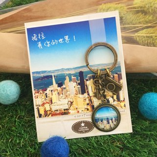 Little thing key ring - have you