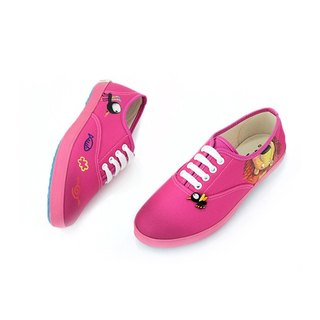 Elastic band shoes color Fuchsia for ladys, the price includes only the shoes
