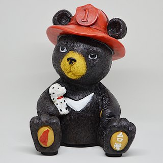 "Taiwan English ""Bear"" series - commander"