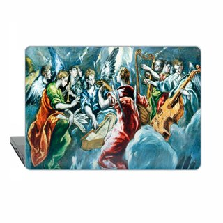 El Greco Macbook Pro 15 touch bar classic art Case angels MacBook Air 13 Case macbook 11 Macbook Pro 13 Retina classic art Case Hard Plastic 1520