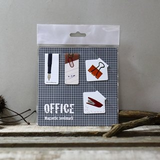 Magnet Bookmark - stationery [office] ornaments