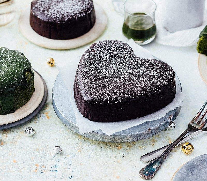 【起士公爵】75度特濃皇家布朗尼蛋糕6吋