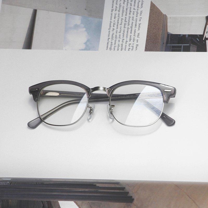 透明板材金屬眉框-透灰 |新年∣情人節禮物
