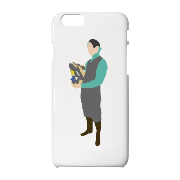 Zorg #3 iPhone case