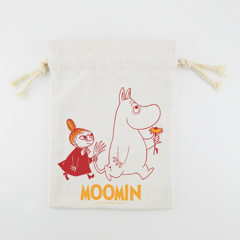 Moomin Moomin authorization - Drawstring (Small): [] stooge