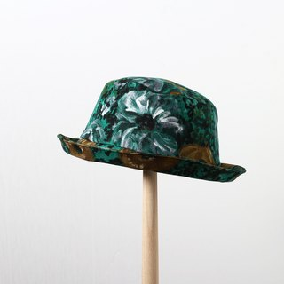 JOJA [limited] Taiwan old cloth / SM adjustable / single fisherman hat