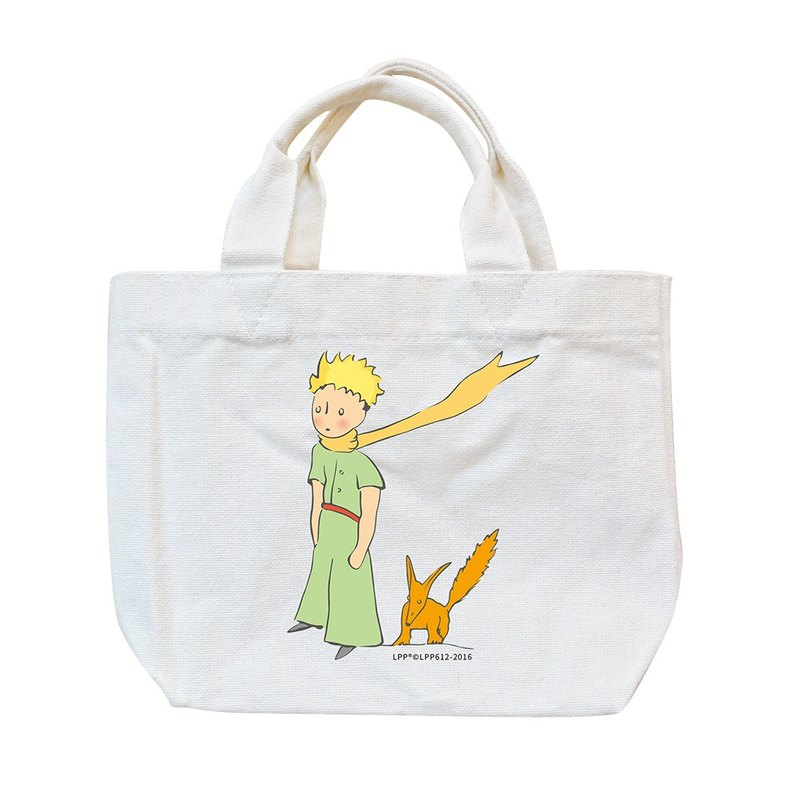 Little Prince Classic Edition Authorization - small Tote package: [Fox friends], AA02